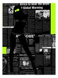 Paper Dance 2 Prints by  NaxArt