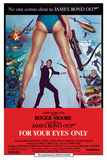 James Bond-For Your Eyes Only Prints