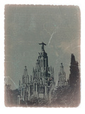 Temple Expiatory Print by  NaxArt