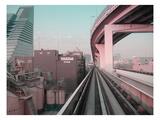Tokyo Train Ride 5 Prints by  NaxArt