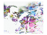 John Coltrane Prints by  NaxArt