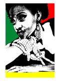 Aisha Jamaica Prints by  NaxArt