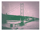 Golden Gate Bridge Prints by  NaxArt