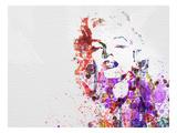 NaxArt - Marilyn Monroe - Art Print