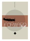 Forward Print by  NaxArt