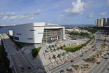 Miami, FL - June 17: General view of American Airlines Arena prior to the start between the Oklahom Photographic Print by David Dow
