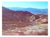 Death Valley Mountains 2 Poster by  NaxArt
