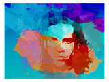 Nick Cave Poster von  NaxArt