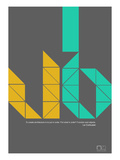 Le Corbusier Quote Posters af NaxArt