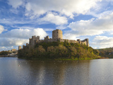Pembroke Castle, Pembrokeshire, Wales, United Kingdom, Europe Photographic Print by Billy Stock