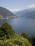View of Lake Como, Lombardy, Italian Lakes, Italy, Europe Photographic Print by Frank Fell