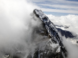 Matterhorn, Zermatt, Valais, Swiss Alps, Switzerland, Europe Photographic Print by Hans-Peter Merten