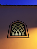 Dusk Falls on a Mosque Window in the Centre of the Old City of Antayla, Anatolia, Turkey, Asia Mino Photographic Print by David Pickford