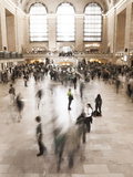 The Terminal of Grand Central Station Photographic Print by Keith Barraclough