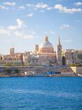 Valletta, Malta, Mediterranean, Europe Fotografisk tryk af Billy Stock