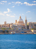 Valletta, Malta, Mediterranean, Europe Photographic Print by Billy Stock