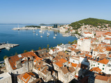 City View of Split, Region of Dalmatia, Croatia, Europe Photographic Print by Emanuele Ciccomartino