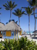 Bavaro Beach, Punta Cana, Dominican Republic, West Indies, Caribbean, Central America Photographie par Frank Fell