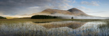 Tranquil Waters and Morning Mist on Red Cullin Photographic Print by Jim Richardson