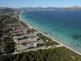 Platja D&#39;Alcudia, Mallorca, Balearic Islands, Spain, Mediterranean, Europe Photographic Print by Hans-Peter Merten