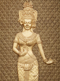 Apsara, Phnom Penh, Cambodia, Indochina, Southeast Asia, Asia Photographic Print by  Godong