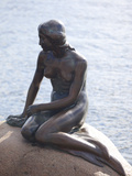 Little Mermaid, Copenhagen, Denmark, Scandinavia, Europe Photographic Print by Frank Fell