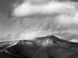 Ice and Snow in the Blue Ridge Mountains. Antennas on Clingman's Peak Photographic Print by Amy & Al White & Petteway
