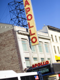 The World Famous Apollo Theatre in Harlem, New York City, New York, United States of America, North Photographic Print by Gavin Hellier