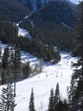 Las Vegas Ski and Snowboard Resort, Mount Charleston, Near Las Vegas, Nevada, United States of Amer Photographic Print by Ethel Davies