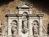 Statues in Granada Cathedral, Granada, Andalucia, Spain, Europe Photographic Print by  Godong