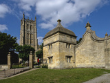 The Wool Church, Chipping Campden, Gloucestershire, Cotswolds, England, United Kingdom, Europe Photographic Print by David Hughes