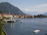 View of Menaggio and Lake Como, Lombardy, Italian Lakes, Italy, Europe Photographic Print by Frank Fell