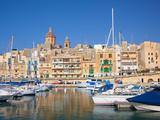 Sliema, Malta, Mediterranean, Europe Fotografisk tryk af Billy Stock