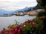 Town of Bellagio and Lake Como, Lombardy, Italian Lakes, Italy, Europe Fotografie-Druck von Frank Fell