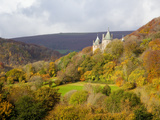 Castell Coch, Tongwynlais, Cardiff, South Wales, Wales, United Kingdom, Europe Photographic Print by Billy Stock