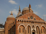 The Pontifical Basilica of St. Anthony of Padua, Padua, Veneto, Italy, Europe Photographic Print by Carlo Morucchio