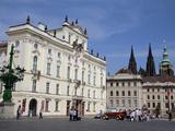 Prague Castle, Prague, Czech Republic, Europe Photographic Print by Hans-Peter Merten