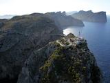 Cap De Formentor, Mallorca, Balearic Islands, Spain, Mediterranean, Europe Fotografisk tryk af Hans-Peter Merten