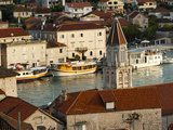Trau (Trogir), Region of Dalmatia, Croatia, Europe Photographic Print by Emanuele Ciccomartino