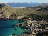 Cala De San Vicente, Mallorca, Balearic Islands, Spain, Mediterranean, Europe Photographic Print by Hans-Peter Merten
