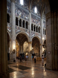 Duomo (Cathedral) Interior, Parma, Emilia Romagna, Italy, Europe Photographic Print by Frank Fell