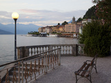 Town of Bellagio, Lake Como, Lombardy, Italian Lakes, Italy, Europe Photographic Print by Frank Fell