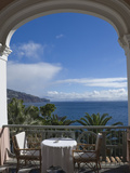 A Place for Tea, Funchal, Madeira, Portugal, Atlantic Ocean, Europe Photographic Print by James Emmerson