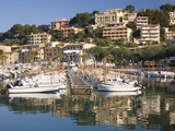 View across the Harbour, Port De Soller, Mallorca, Balearic Islands, Spain, Mediterranean, Europe Photographic Print by Ruth Tomlinson