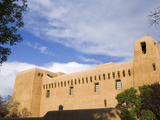 New Mexico Museum of Art, Santa Fe, New Mexico, United States of America, North America Photographic Print by Richard Cummins