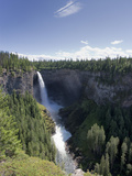 Helmcken Falls, Wells Grey Provincial Park, British Columbia, Canada, North America Fotografie-Druck von Martin Child