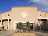 State Capitol Building, Santa Fe, New Mexico, United States of America, North America Photographic Print by Richard Cummins