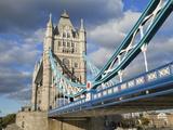 Tower Bridge, London, England, United Kingdom, Europe Photographic Print by Marco Simoni