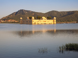 The Jai Mahal (Lake Palace), Jaipur, Rajasthan, India Photographic Print by Gavin Hellier