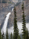 Takakkaw Falls, Yoho National Park, UNESCO World Heritage Site, British Columbia, Rocky Mountains,  Photographic Print by Martin Child